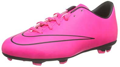 42deae6b68 Nike Youth Mercurial Victory V Firm Ground (Hyper Pink/Black/Hyper Pink)