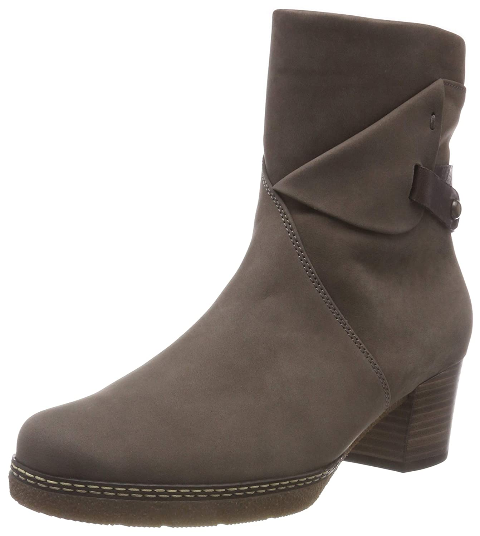 Gabor Shoes Comfort Marron Basic, Shoes Botines Femme Marron Comfort (Fango/Moro (Mel.) 32) 7edbfe7 - latesttechnology.space