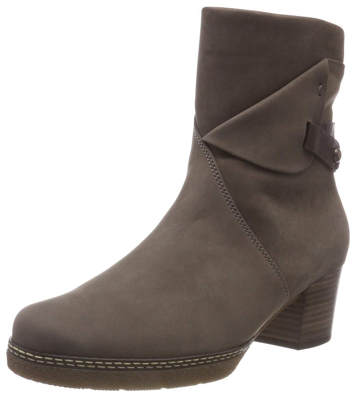 Marron (Fango Mor (Mel.) 32) Gabor chaussures Comfort Basic, Botines Femme