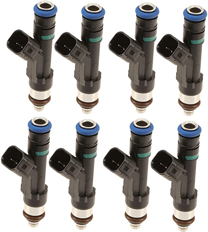 2000 Explorer 5.0L V8 BOSCH Fuel Injector Set of 8
