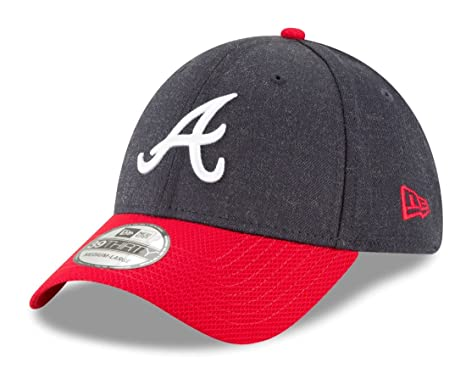 """c8ce875a Image Unavailable. Image not available for. Color: Atlanta Braves New Era  MLB 39THIRTY """"Team Change Up"""" Flex Fit Hat"""