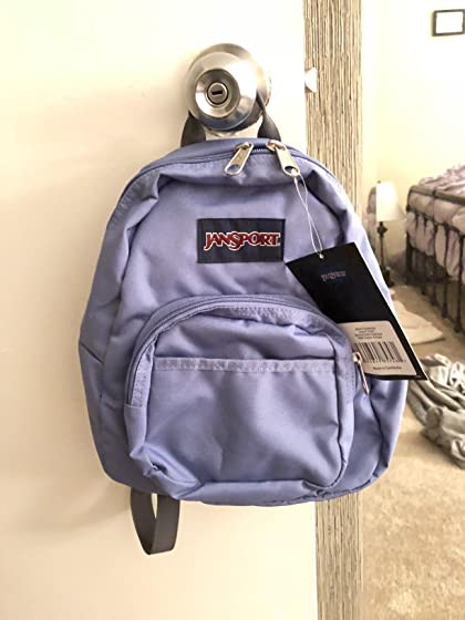 JanSport Half Pint Mini Backpack Great backpack! Perfect size for traveling.