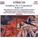 Gorecki : Symphonie n° 2