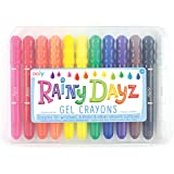 OOLY is now newly OOLY, Rainy Dayz Gel Crayons (133-48)