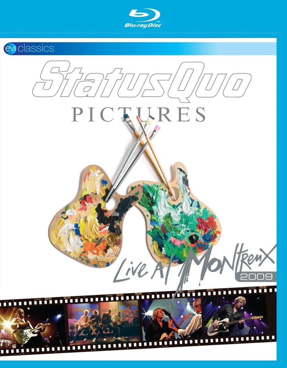 Status Quo Pictures: Live at Montreux 200