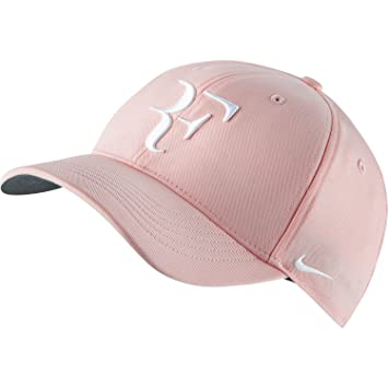 Amazon.com  NIKE Roger Federer RF Hat (Sunset White)  Sports   Outdoors 971fa460a952
