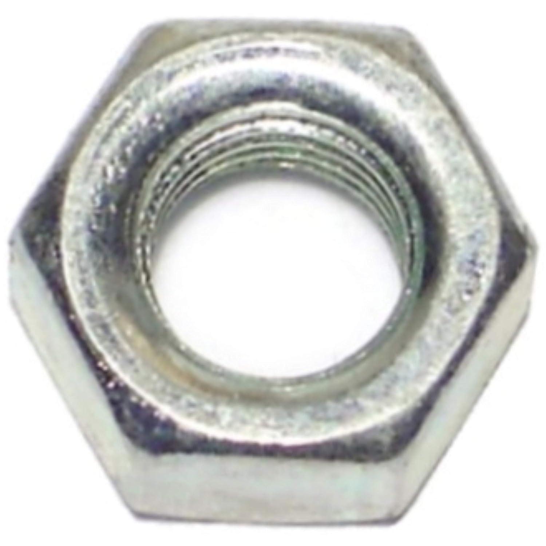 Piece-6 3//8-24 Hard-to-Find Fastener 014973268732 Fine Left Hand Hex Nuts