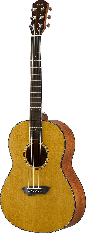 Yamaha CSF1M VN Parlor Size Acoustic Guitar, Vintage Natural