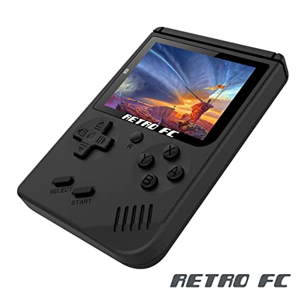 584e5f4b555 Anbernic Game Console Handheld Game Console 3 Inch Screen 168 Games Retro FC  TV Output Game