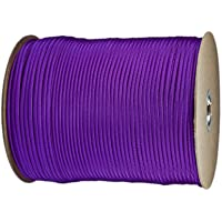 PARACORD PLANET Paracord (50+ Colors) - 1,000 Foot spools - 250 Foot spools - 100 feet Hank