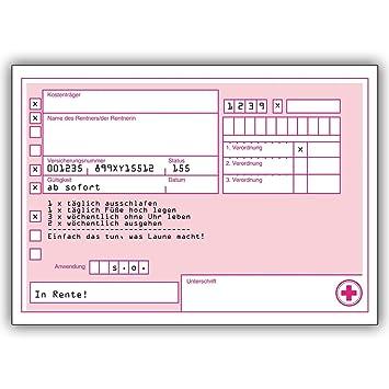 1 Geburtstagskarte: Rezept Grußkarte an eine Person Ihrer Wahl für