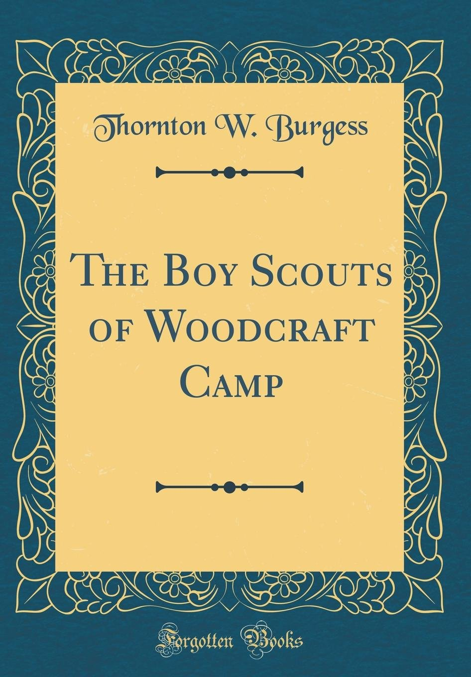 Download The Boy Scouts of Woodcraft Camp (Classic Reprint) pdf epub