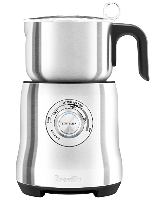 Breville Milk Cafe Review