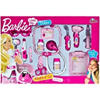 Vardem Kutulu 14 Parça Büyük Doktor Set Barbie