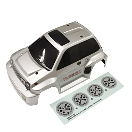 Kyosho Body Set (Honda City Turbo II / Comic Racer) MBB06S