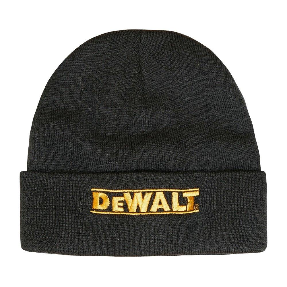 Amazon.com  DeWALT 3 Pair Everyday Cotton Blend Work Crew Socks and Fleece  Hat Set 7273699d3b8