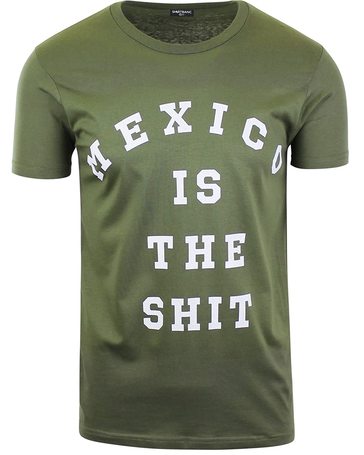 Amazon.com: Mexico is The S Mens T Shirts Mexican Pride Viva Mexico: Clothing