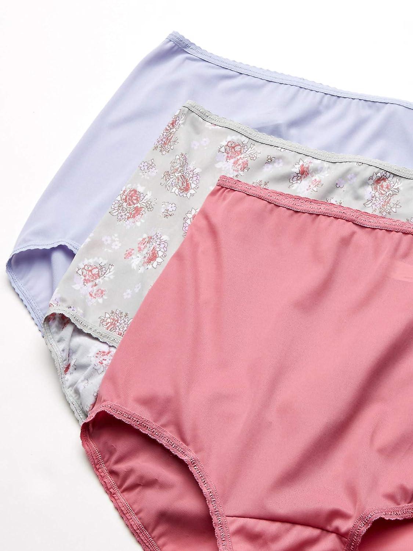 Bali Womens Skimp Skamp Brief 3-Pack Briefs