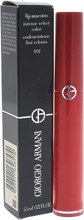 Giorgio Armani Lip Maestro Intense Velvet Color - 402 Chinese Lacquer, 6.5 ml