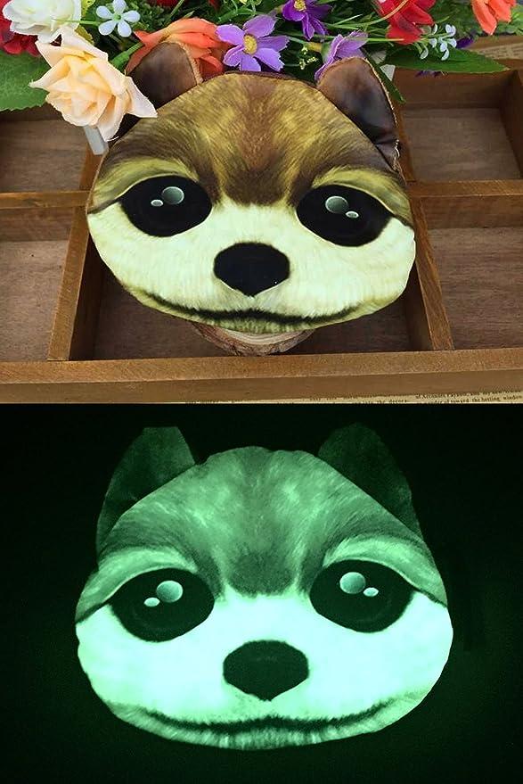 Amazon.com: Resplandor en la oscuridad 3d Cute kawaii ...