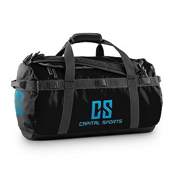 Capital Sports Travel S Bolsa de deporte 45l (Tejido impermeable, compartimento apertura forma D