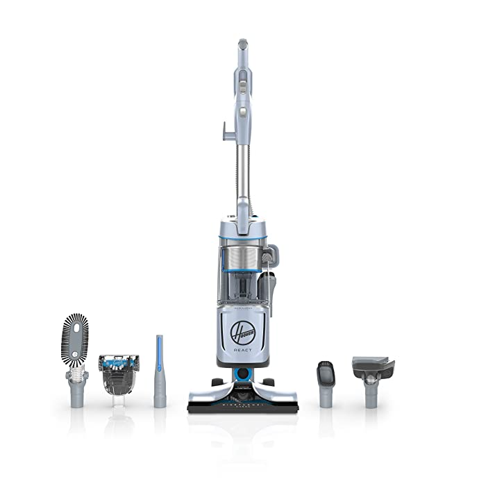 REACT QuickLift Deluxe Bagless Upright Vacuum UH73340PC