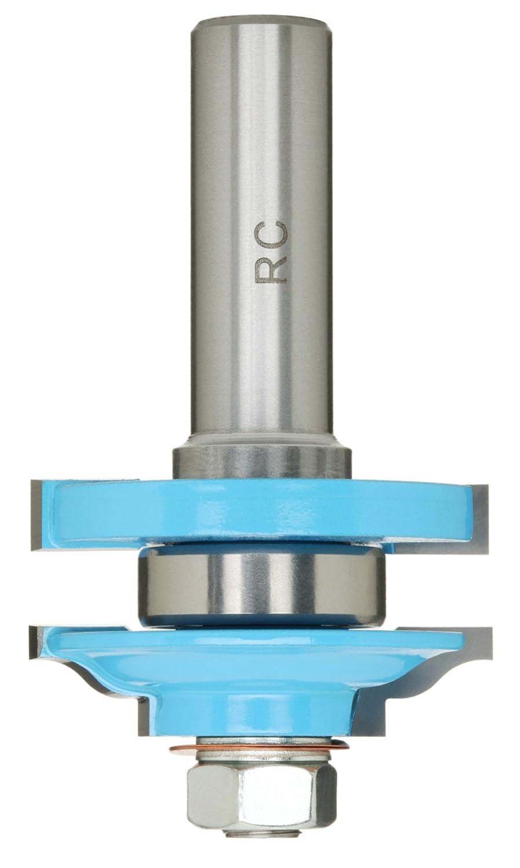 Roman Carbide DC1392 Reversible Stile and Rail Roman Ogee, 1/2-Inch Shank