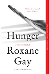 Hunger: A Memoir of (My) Body Paperback