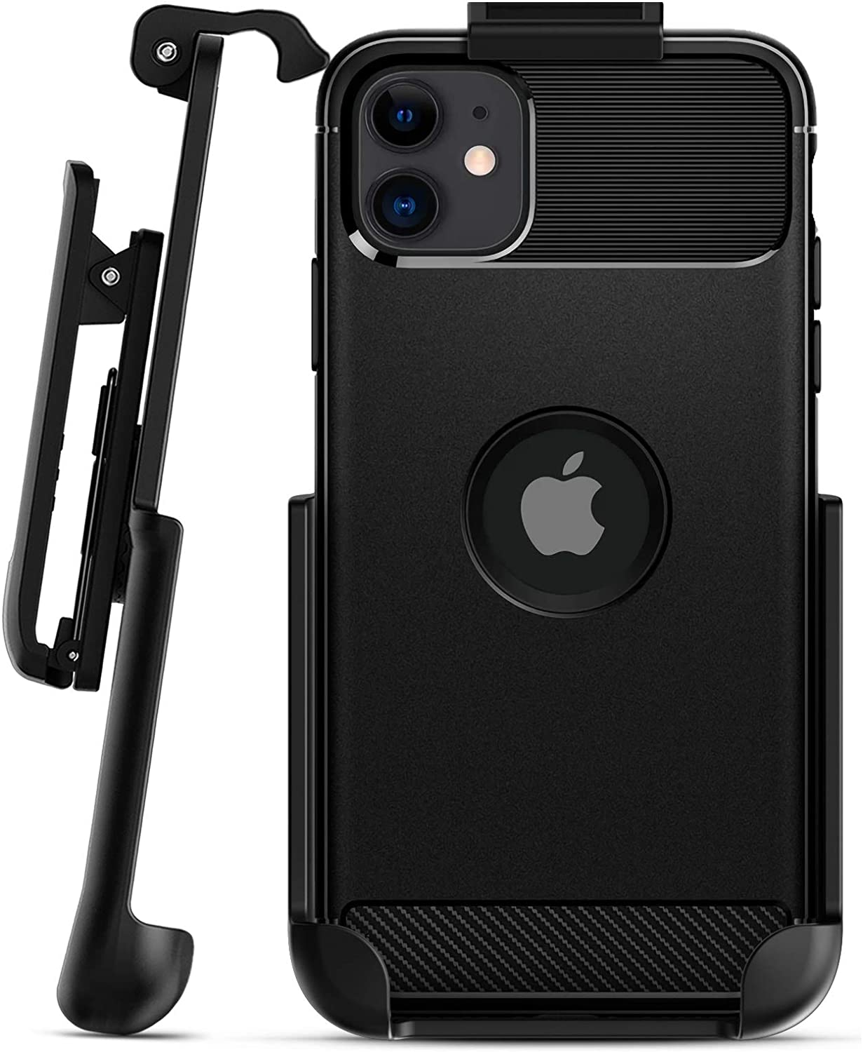 iPhone 11 Holster Only - Case is not Included Encased Belt Clip for Spigen Rugged Armor
