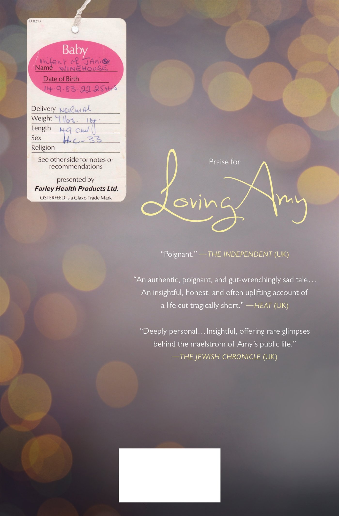 Loving Amy: A Mothers Story: Amazon.es: Janis Winehouse ...