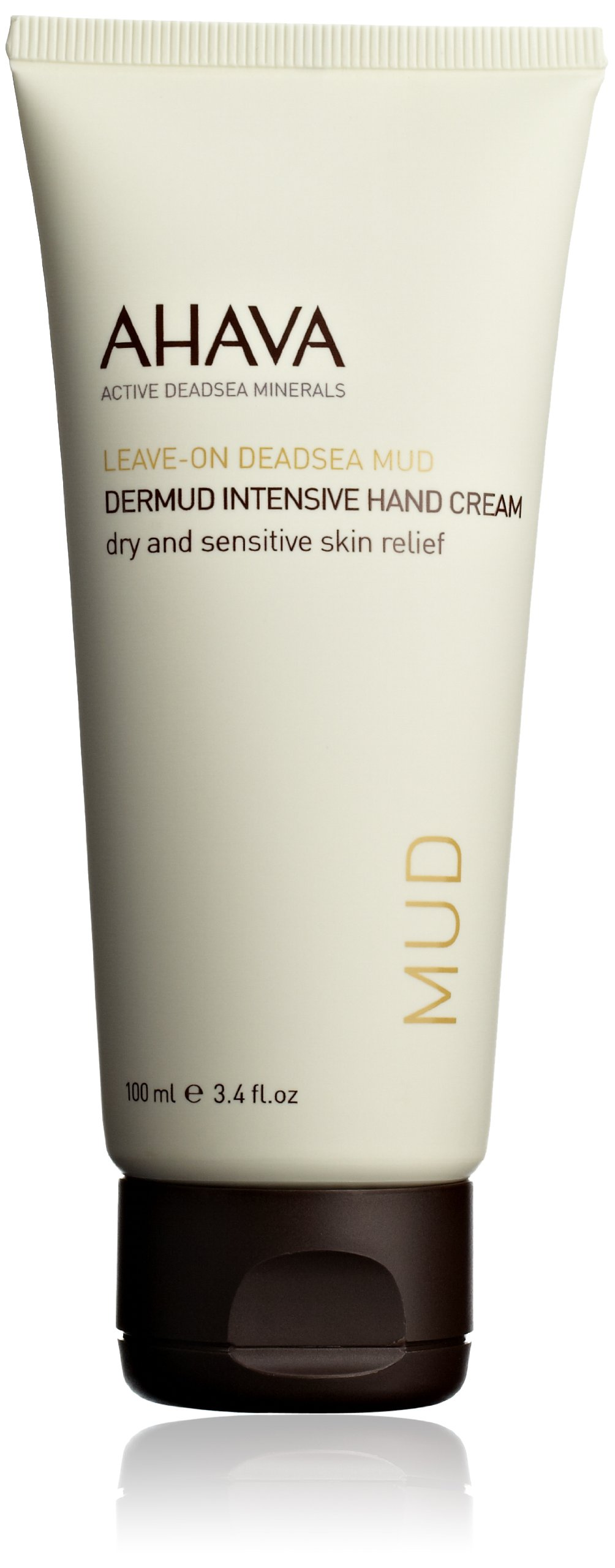 AHAVA Dead Sea Mud Dermud Intensive Hand Cream, 3.4 fl. oz.