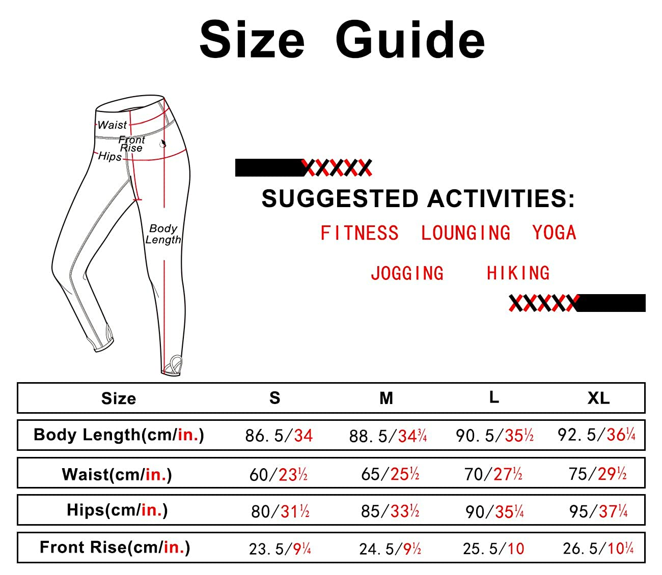 icyzone Women Workout Clothes Athletic Leggings Capri Activewear Hot Yoga Pants icyzone sports