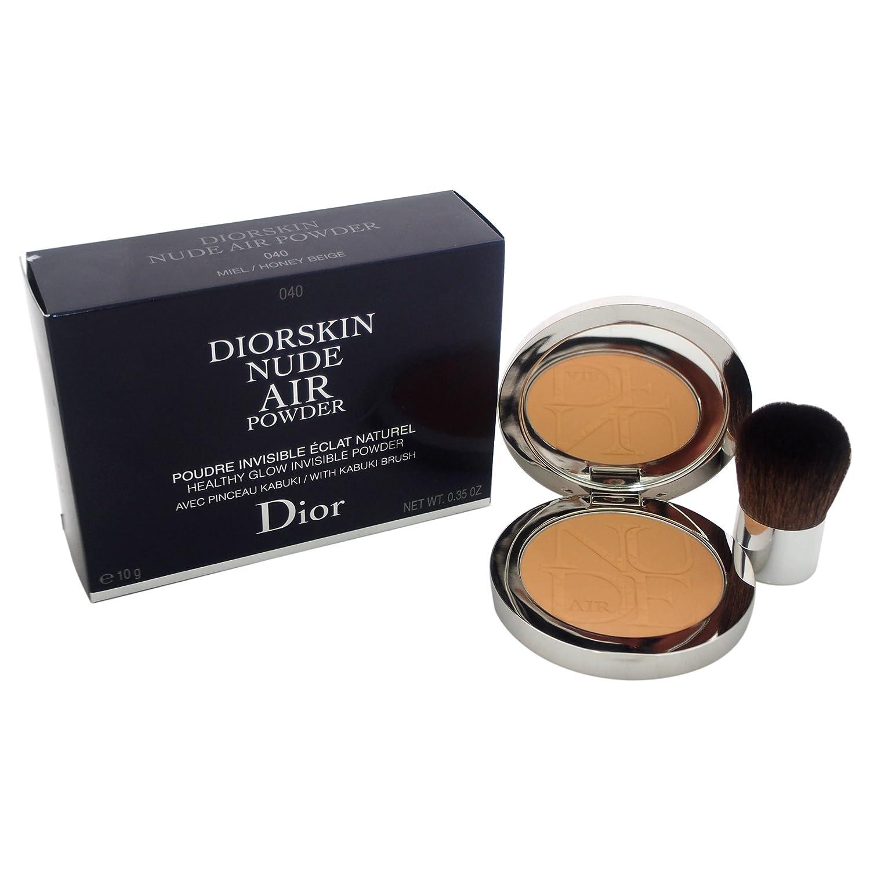 Amazoncom Christian Dior Skin Nude Air With Kabuki Brush 040
