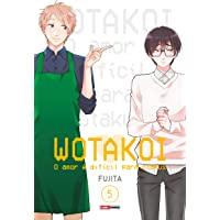 Wotakoi. O Amor É Difícil Para Otakus Volume 5