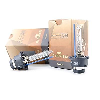 D2S 6500K Morimoto XB HID Xenon Bulbs (Pair): Automotive