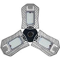 Coomoors 80-watt LED Garage Light