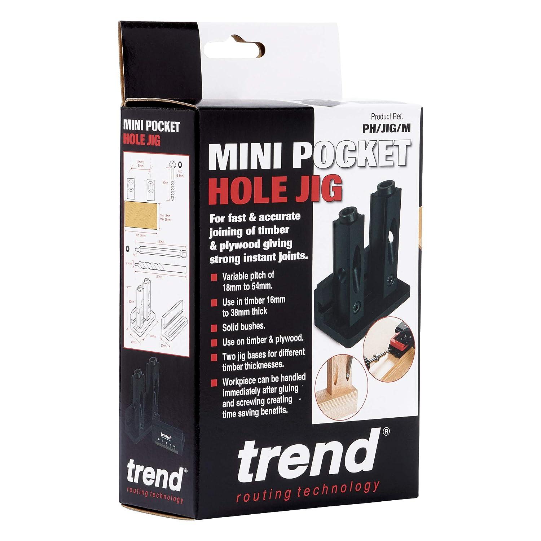 Trend PH//JIG//M Mini poche trou Jig