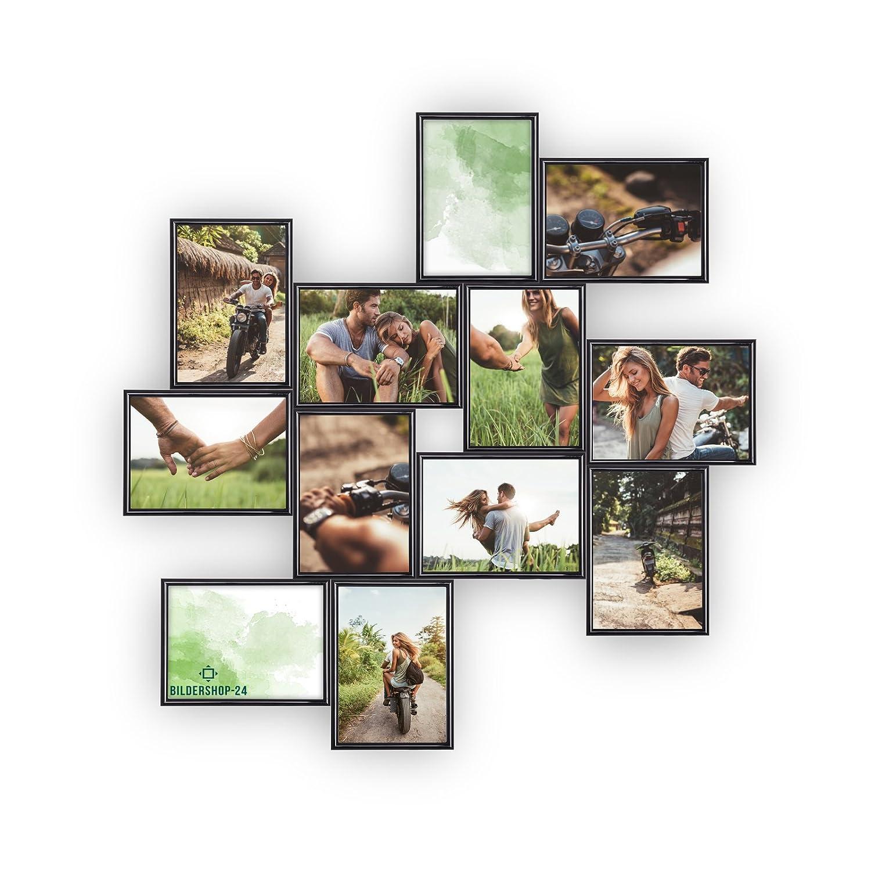 Kunststoff Bilderrahmen Fotorahmen Collage Zum Individuellen ...