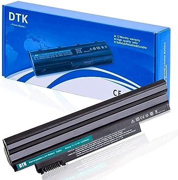 Dtk® Batería de Repuesto para Portátil Acer Aspire One D255 D257 D260 522 722 Netbook Battery AL10A31 AL10B31 AL10BW AL10G31 BT.00603.121 LC.BTP00 ...
