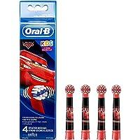 Oral-B Kids Końcówki do szczoteczek elektrycznych, 4 sztuki