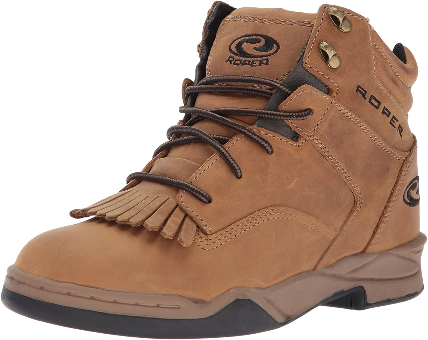 Roper Men s Horseshoe Kiltie Hiking Boot