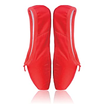a79770bef WINWIN Girls Women s Pink Satin Ballet Pointe Shoes Toe Shoes with Soft Silicone  Gel Toe Pads