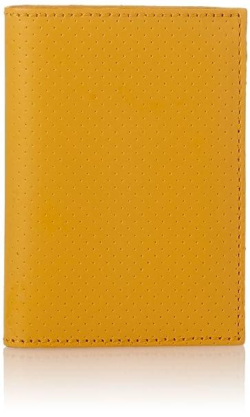 Scalpers, BIKER WALLET 02:YELLOW - Cartera para hombre, color yellow, talla UNICA: Amazon.es: Ropa y accesorios