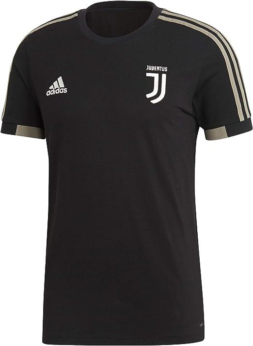 adidas Juve tee Camiseta-Línea Juventus de Turín, Hombre: Amazon ...