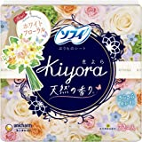 ソフィ Kiyora ホワイトフローラル 72コ入