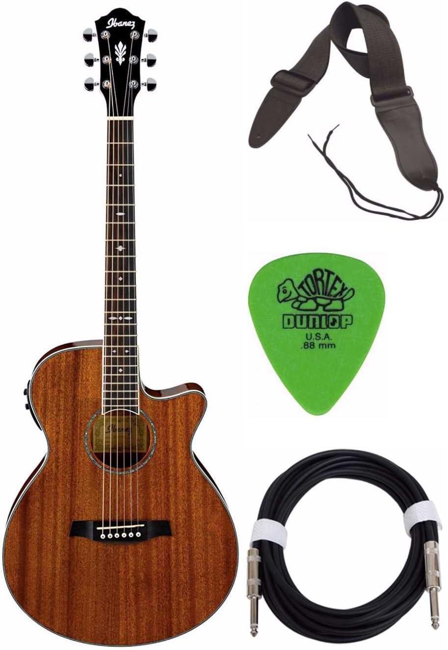 Ibanez aeg12iint (para guitarra electroacústica Natural brillante ...