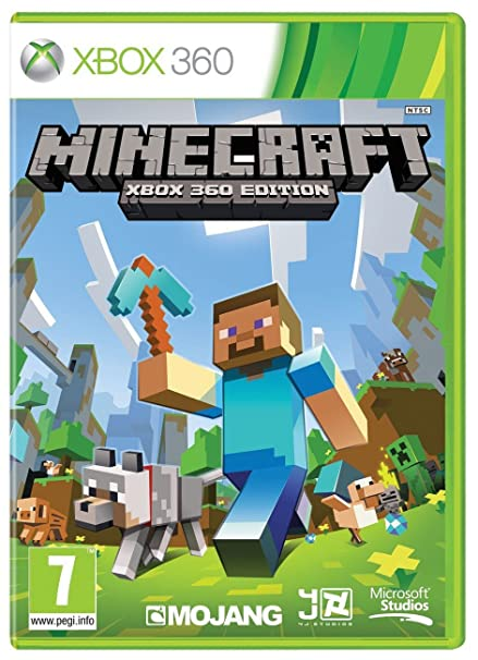 Amazon Com Minecraft Xbox 360 Video Games