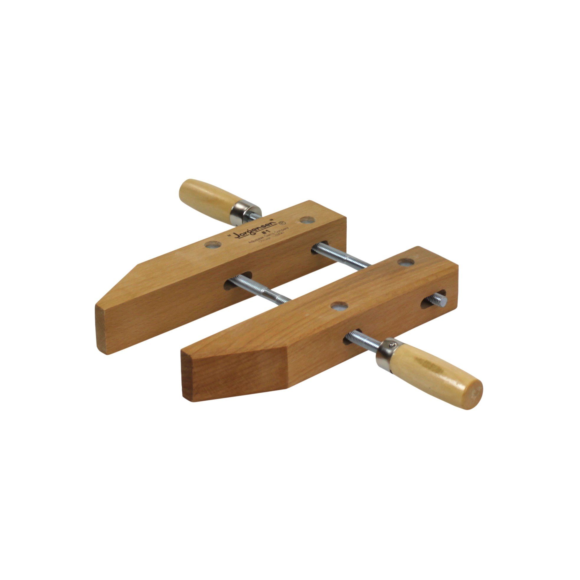 Jorgensen Size 1 6-Inch Handscrews Wood Clamp by Pony Tools (Image #2)