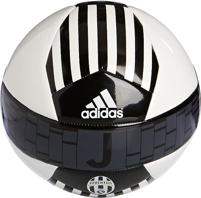 adidas Juventus - Balón de fútbol, Color Blanco/Negro, tamaño 5 ...