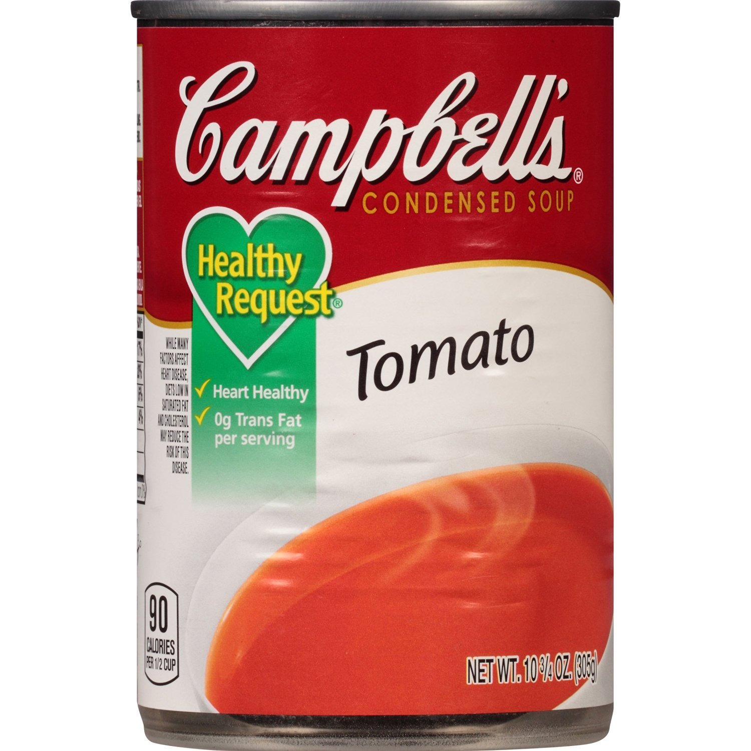 Campbell's Healthy Request Condensed Soup, Tomato, 10.75 Ounce (Pack of 24) by Campbell's